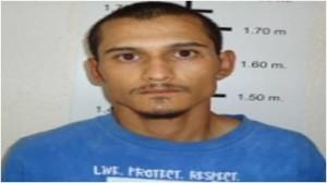 Edgar Amed Navarro, uno de los detenidos