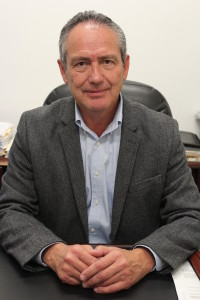 Delegado de Sidue en Ensenada, Cesár Cuevas Ceseña