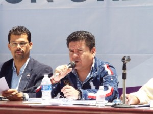 Síndico Procurador, Iván Barbosa Ochoa