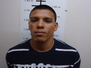 Gilberto López Guerrero, uno de los detenidos