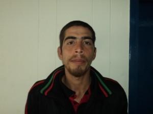 José Ángel Martínez Castillo de 26 años de edad- oa  robo a casa habitacion